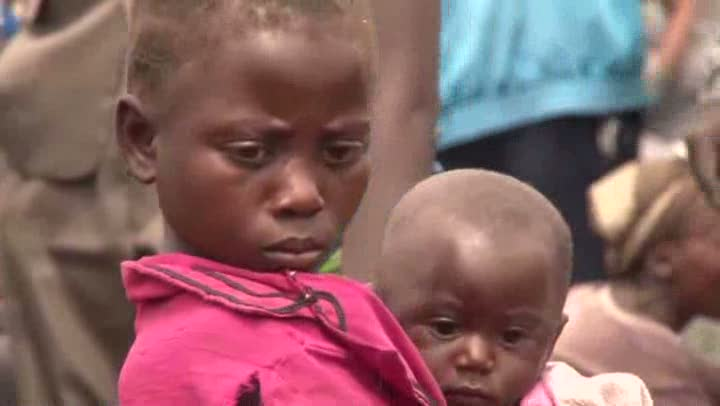 DRCongo: North Kivu's Displaced Need Help.