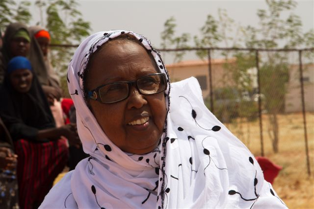 2012 - Hawa Aden Mohamed, widely known as Mama Hawa, was awarded the 2012 Nansen Refugee Award for her extraordinary steps to empower thousands of displaced Somali women and girls, including many who have fled war, persecution or famine. In 2013, she began the construction of the Fridtjof Nansen dormitory in Puntland, Somalia. The dormitory will provide internally displaced youth travelling to Galkayo a safe place to stay while they attend vocational training and sporting activities.