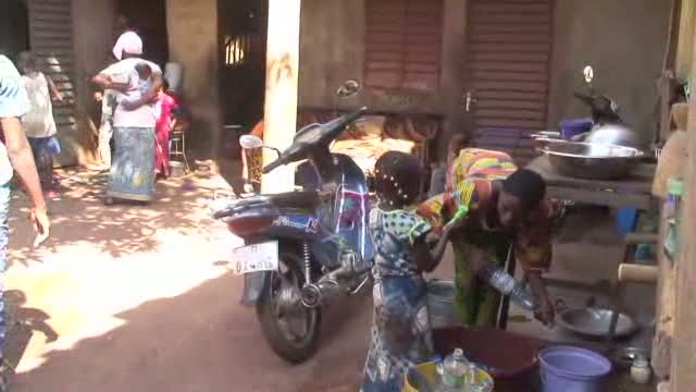 Mali: Displaced in Bamako
