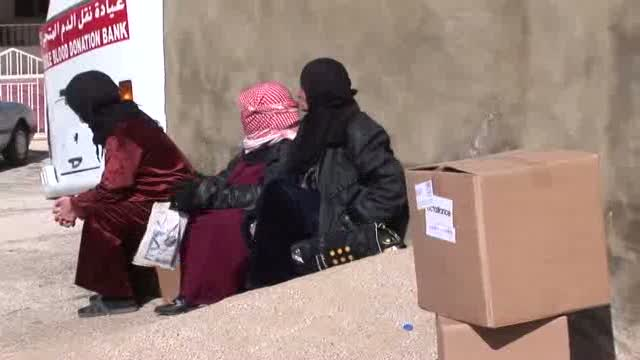 Lebanon: Helping the Refugees