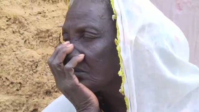 Mali: Displaced in Mopti
