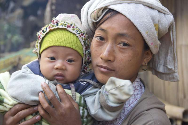 Karenni refugees from Myanmar in Ban Mae Nai Soi camp, Thai […]