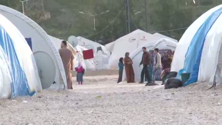 Turkey: UNHCR Chief Visits Syrian Refugees