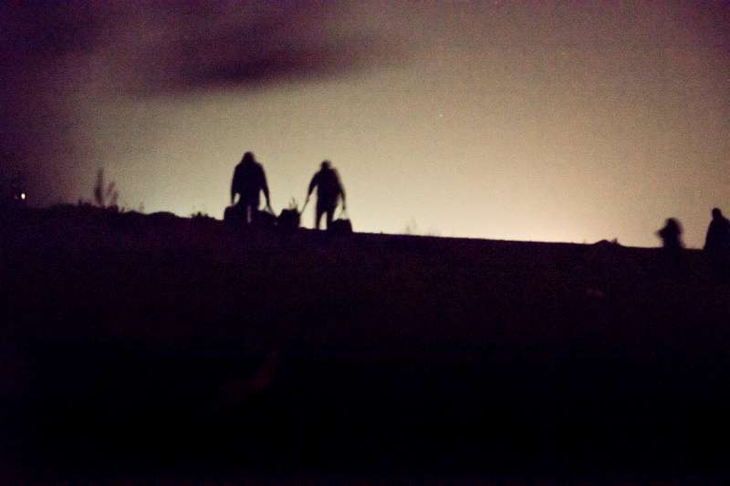 01.	Eerie silhouettes emerge from the dark heading towards Jordan […]