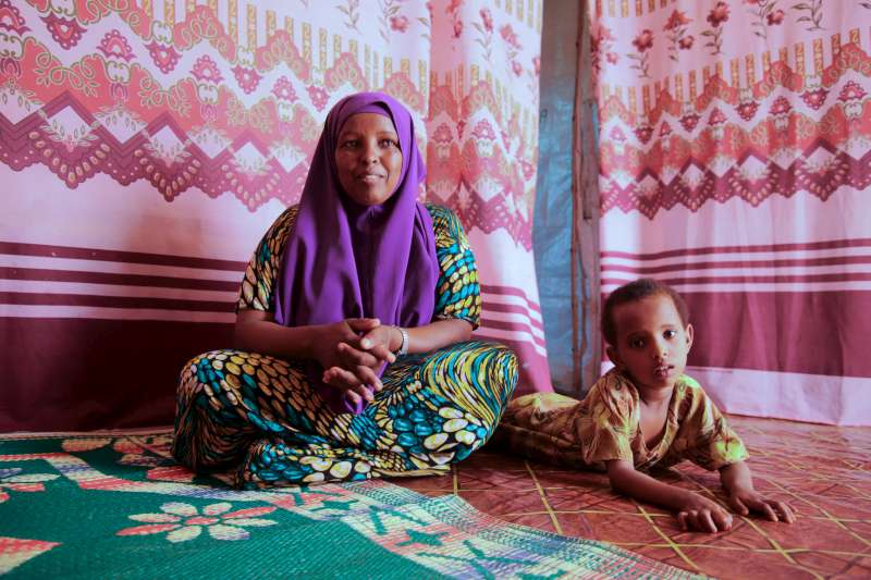 UNHCR - Refugees in Ethiopia choose their own housing – and