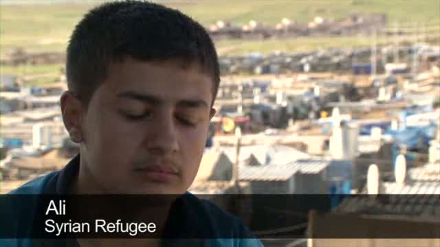 Iraq: Ali's Distant Dream