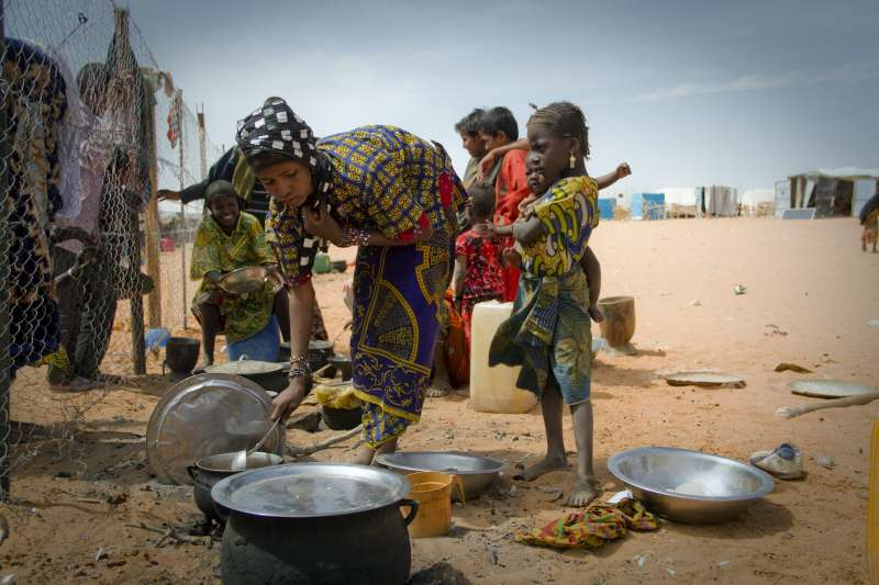 Unhcr Unhcr Helps Prepare For Refugees To Vote In Mali Elections Voices Concerns Over Voter Registration