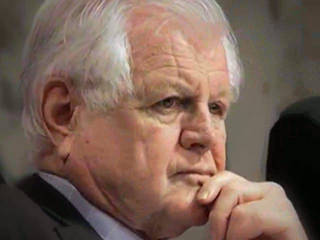 Senator Edward Kennedy - 2009 Nansen Award Winner