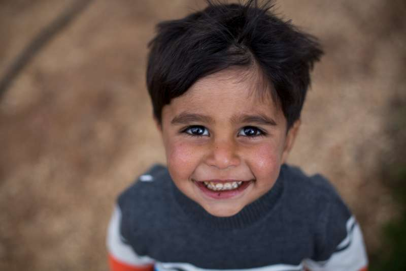 Three-year-old Ashraf was born on the same day that the Syrian […]