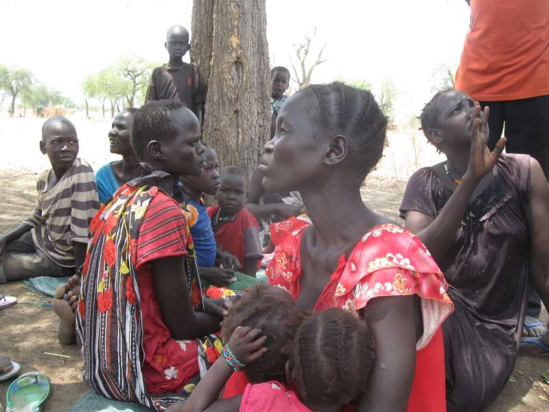 famine and food shortage