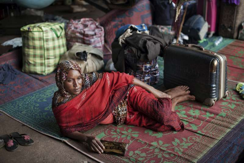 Batoul, a widow at 35 years old, was living in Bangui's mixed […]