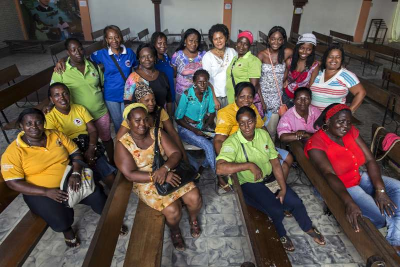 Strength in Numbers: The 19 coordinators of Butterflies, a women's […]