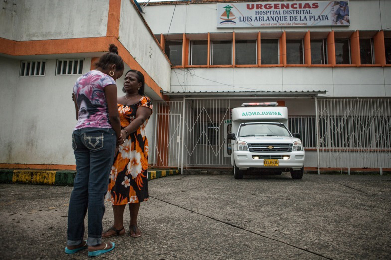 Breaking the Silence: Lack of trust in local institutions and limited access to clinics and hospitals deters women from reporting crimes and getting the medical attention they need. Mery Medina helps women step by step through what can be an agonizing process. Mery believes that talking about sexual violence in conflict is the only way to stop it.
