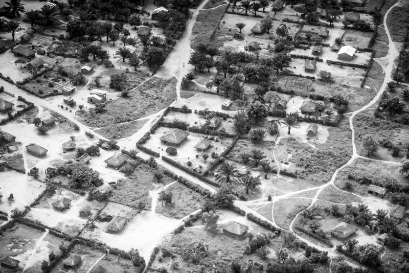 An aerial view of Manono in the 'Triangle of Death,' Katanga […]