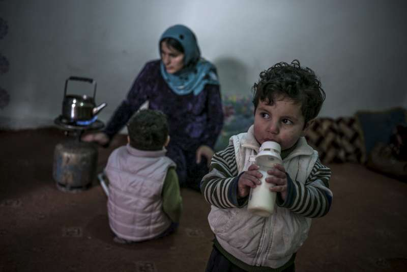 WFP food cuts threaten tens of thousands of Syrian families, UNHCR warns