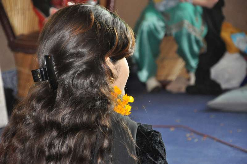 16 Days of Activism: Afghan girl embraces new beginning after escaping forced marriage