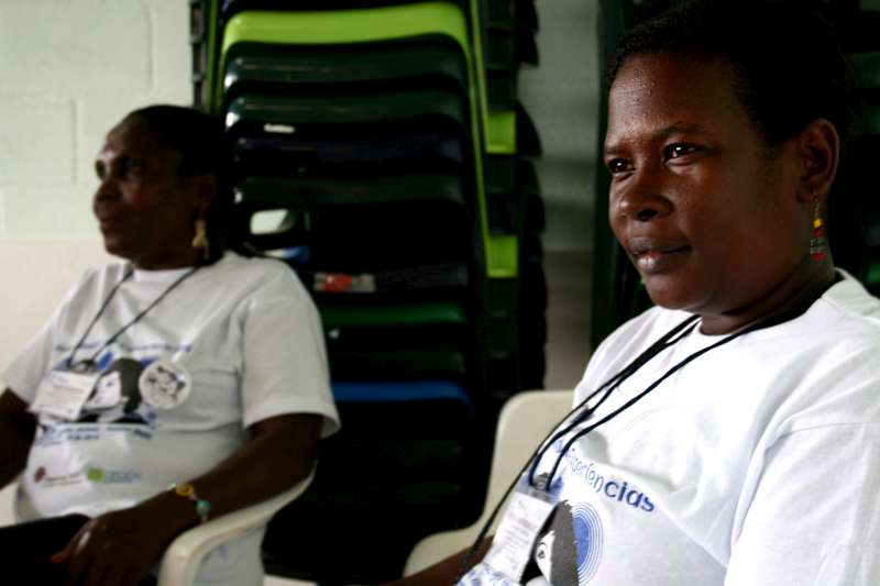 16 Days of Activism: UNHCR backs Colombian women in response to sexual violence
