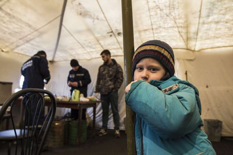 Ukraine internal displacement nears 1 million as fighting escalates in Donetsk region