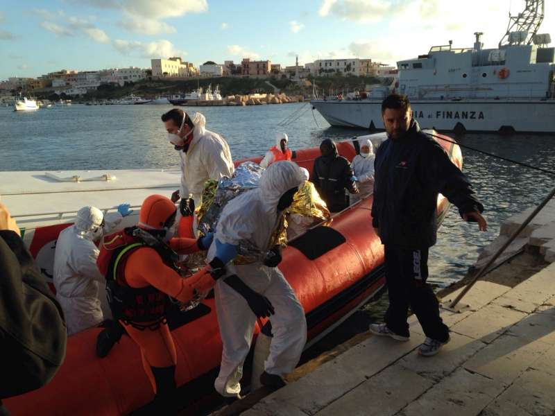 Some 300 feared dead in fresh Mediterranean tragedy