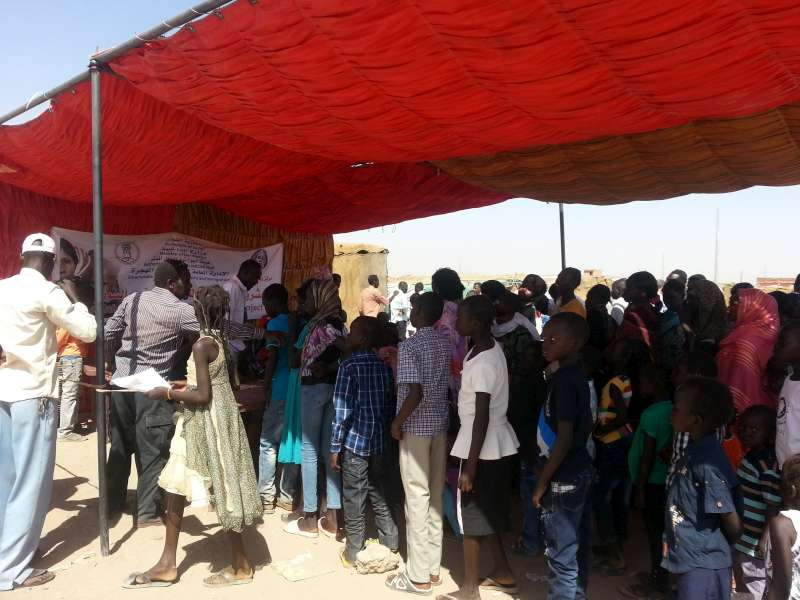Sudan issues ID cards to tens of thousands of South Sudanese