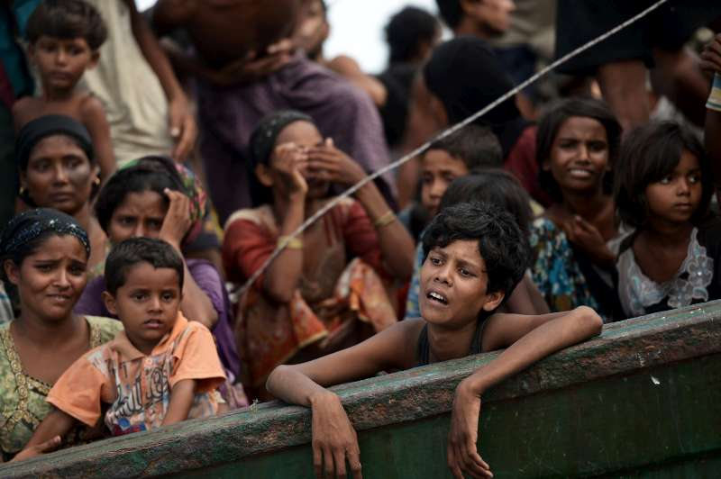 Desperate Rohingya, crowded onto a vessel that came to be known […]