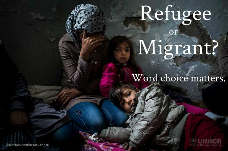 UNHCR - UNHCR viewpoint: 'Refugee' or 'migrant' – Which is right?