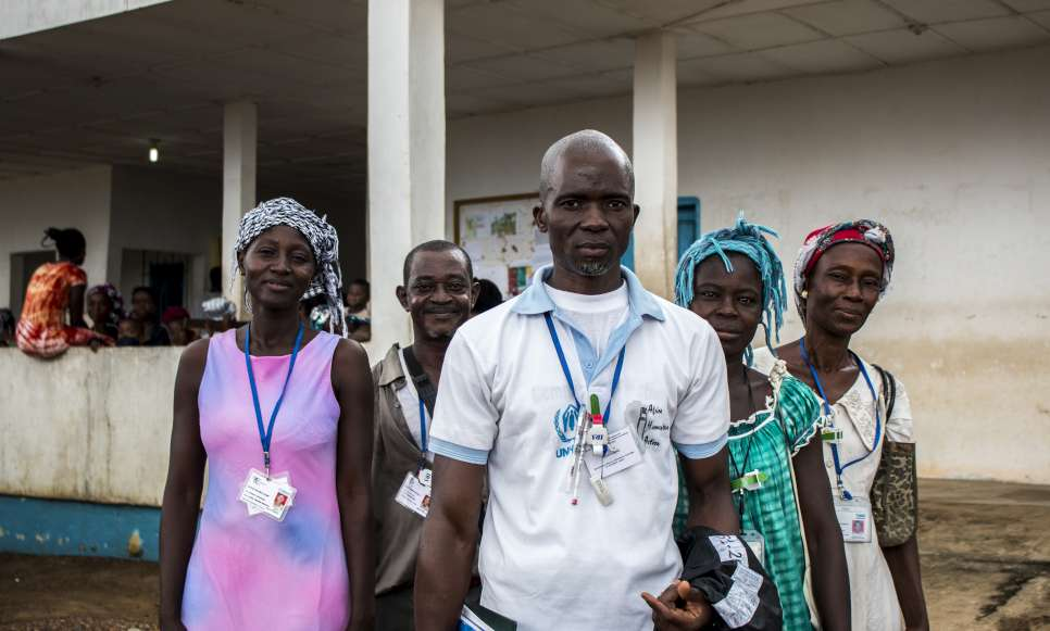 Ebola and the role of international