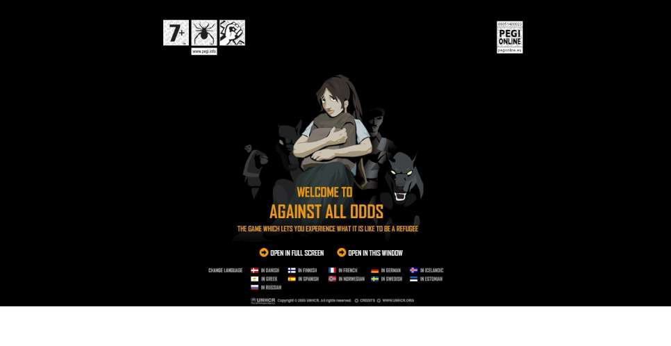 Against All Odds screenshot