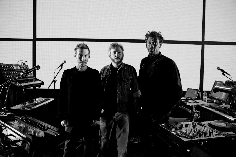 Massive Attack with Giles Duley