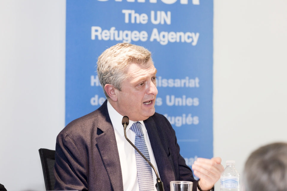 "Belgium. Launch of the paper ""Better protecting refugees in the EU and globally"""