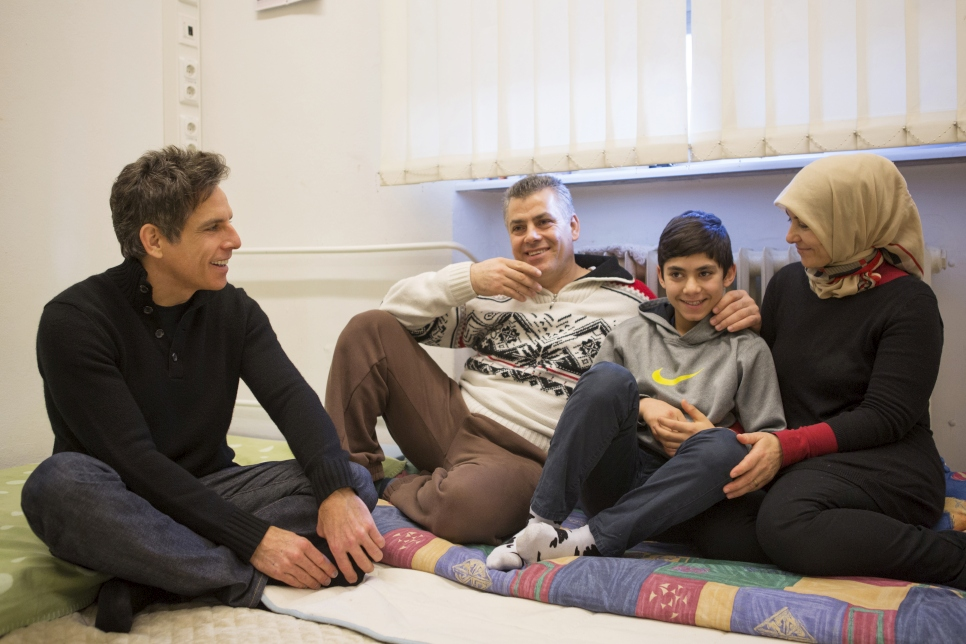 Ben meets Nadia and Ahmed, and their 11 year old son Moustafa. They had clung on to life in Aleppo for as long as they could, but with the bombings becoming more frequent and Moustafa unable to attend school for two years, they eventually moved to Turkey. Poverty meant Moustafa had to work, and traveling to Europe seemed their only way to get him back into school.