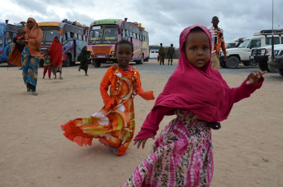 Kenya. Repatriation to Somalia