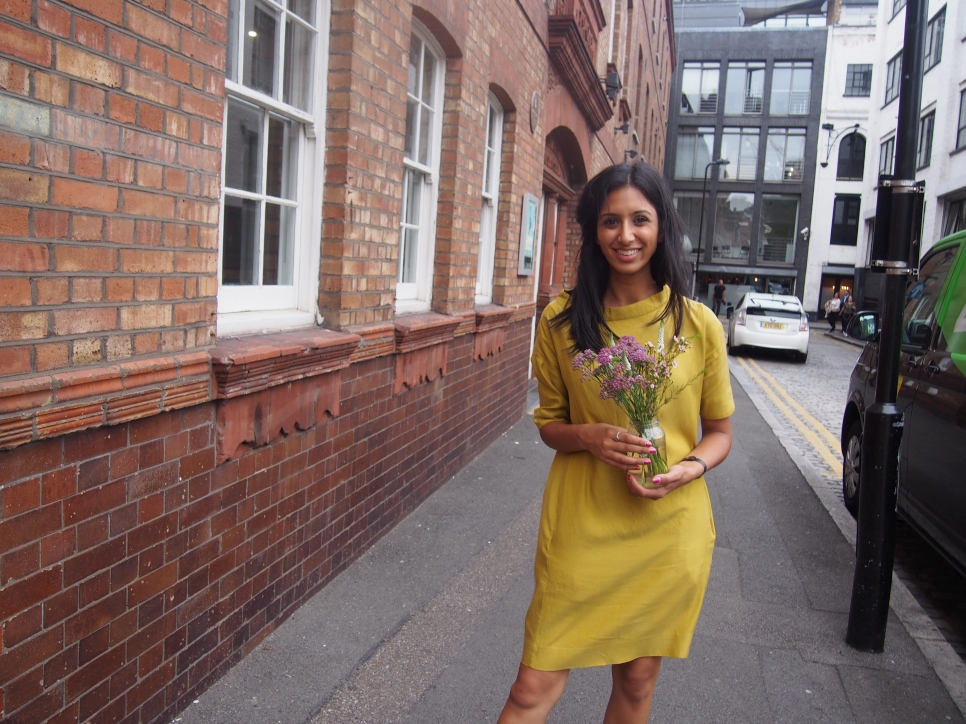 Sneh Jani co-founded Bread and Roses after learning about the struggles of refugee and asylum-seeking women in the UK