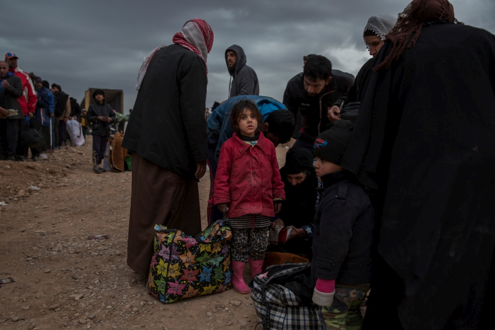 UNHCR Warns Mosul Situation Deteriorating As Fighting Rages