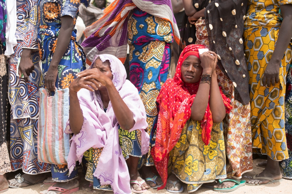 Nigeria. More than 12,000 Nigerian refugees returned from Cameroon in May 2017