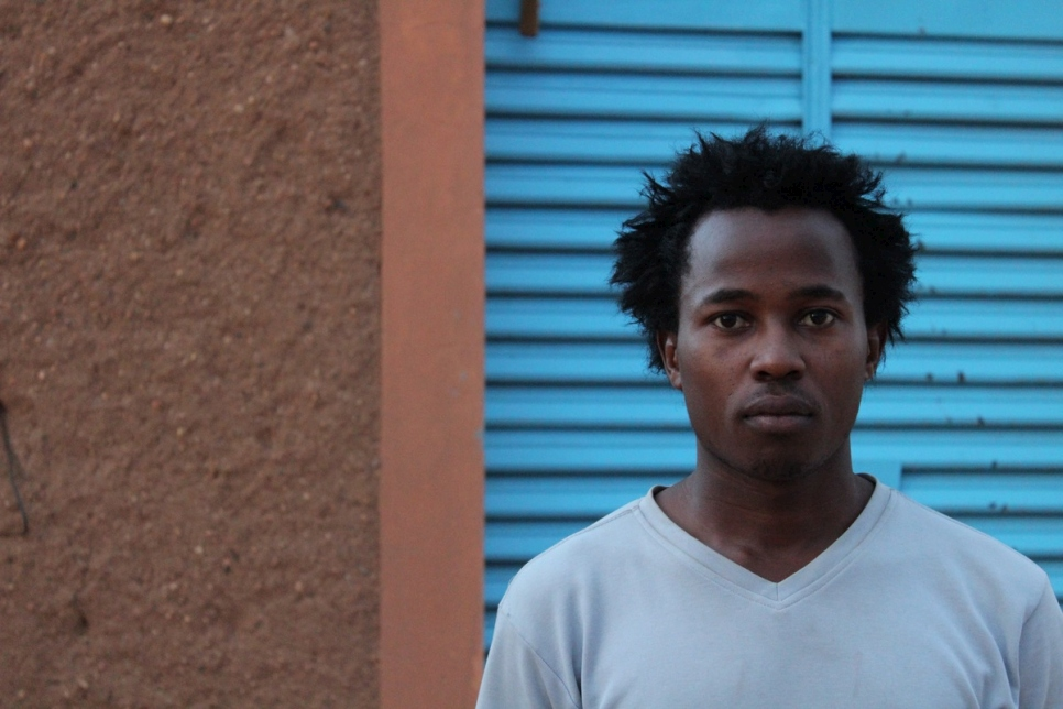 Niger. Daniel - a Cameroonian national was imprisoned and tortured in Libya