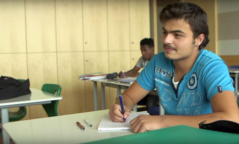Teaching About Refugees - Omar's story
