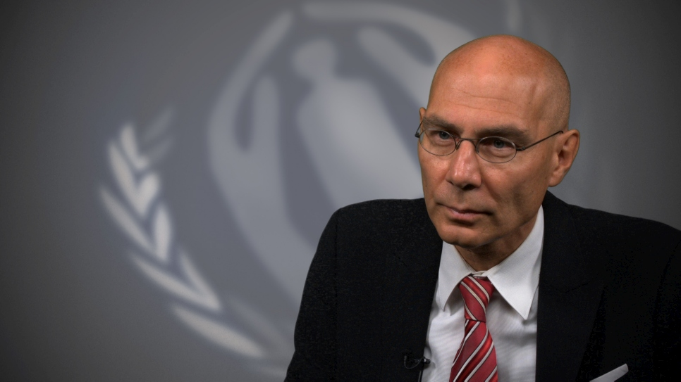 Assistant High Commissioner for Protection Volker Türk