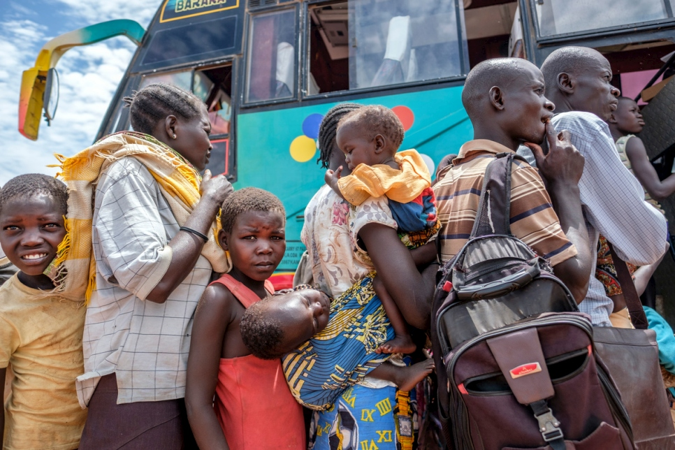 Protecting Children From Instability >> Unhcr Continued Instability Likely To Force More South Sudanese To