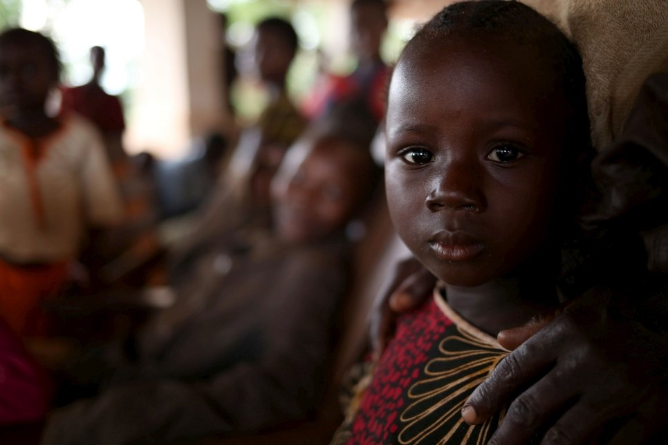 Central African Republic. Surging violence forces people to flee