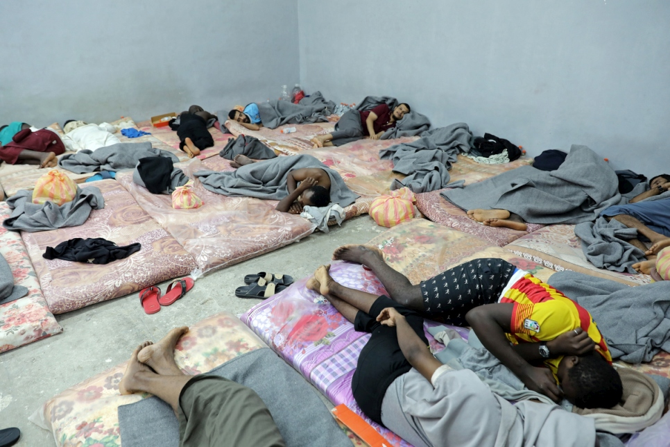 UNHCR seeking 1,300 urgent resettlement places for vulnerable refugees in Libya