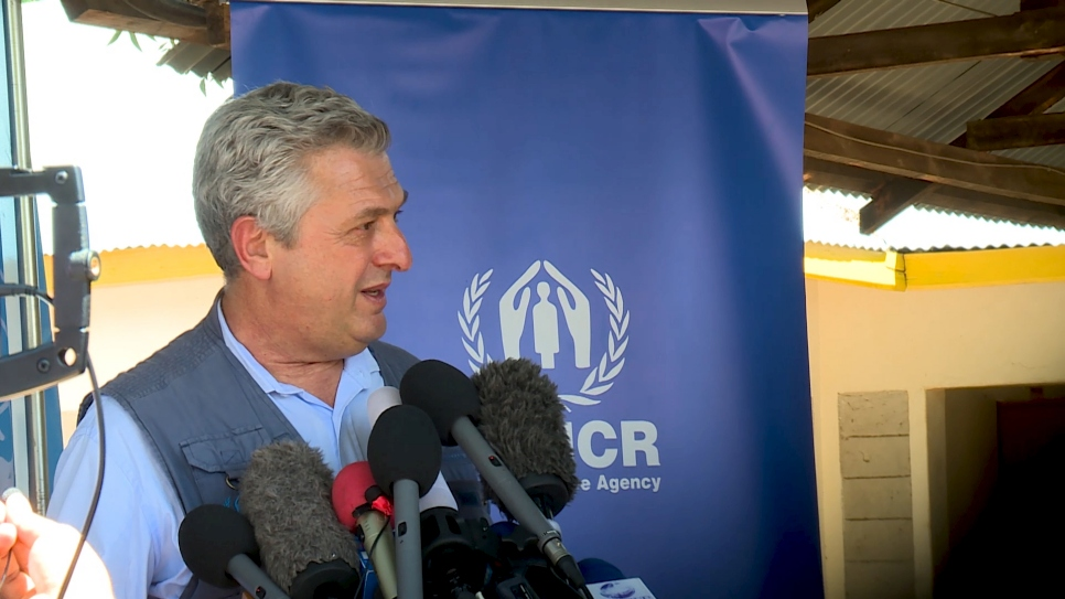 Kenya: UNHCR chief calls for more support for Somali refugees