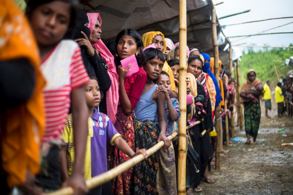 Bangladesh. Life after Myanmar in the Rohingya refugee camps