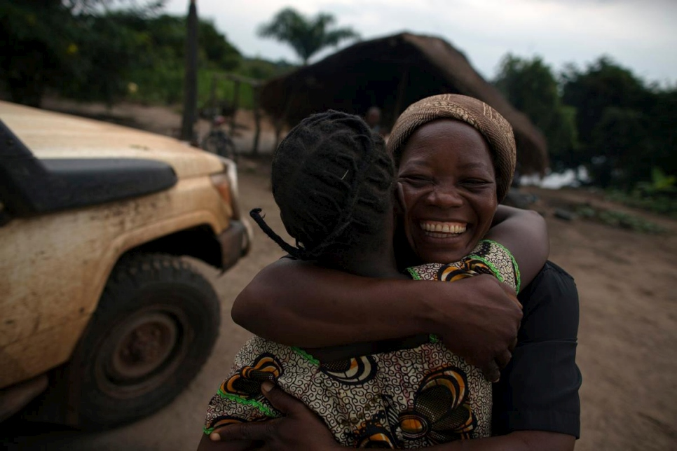 Democratic Republic of Congo. Rose*: An LRA Survivor's Story