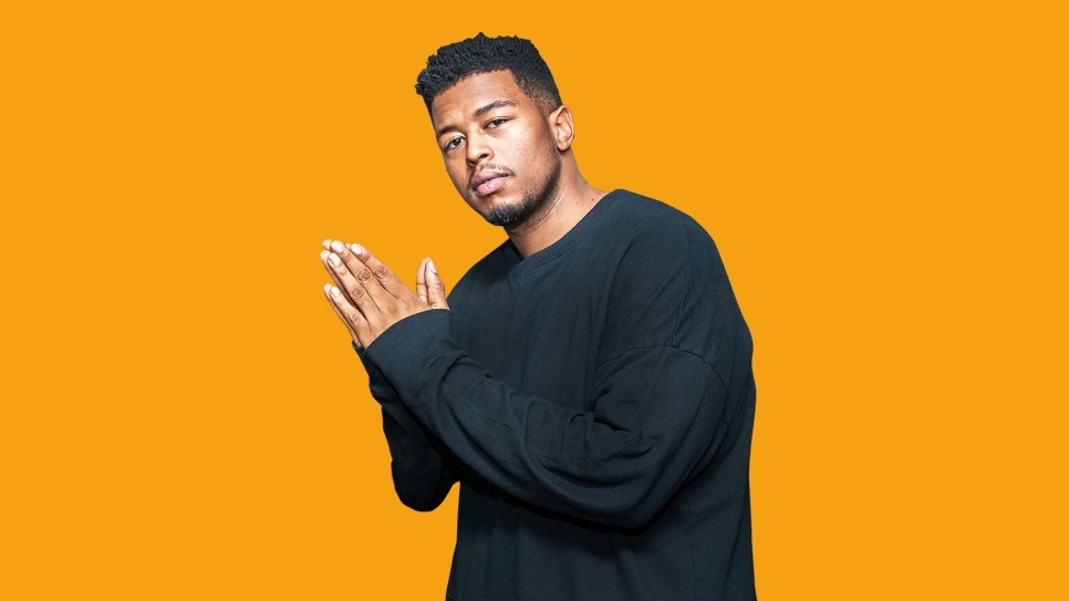 Anatii is a record producer and musician.  Anatii was made a UNHCR LuQuLuQu High Profile Supporter in 2017 and attended the launch of the campaign in Johannesburg.