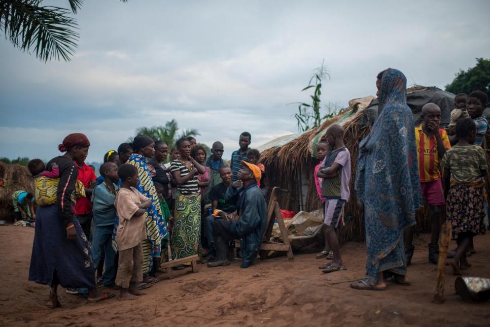 Democratic Republic of the Congo. Fresh internal displacement in Tanganyika province