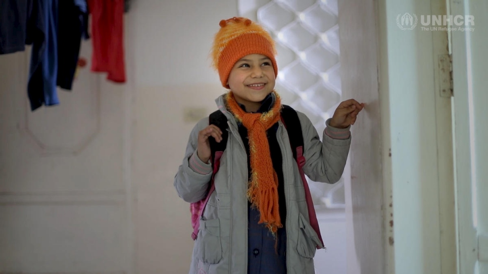 School offers Syrian girls in Jordan the chance to flourish
