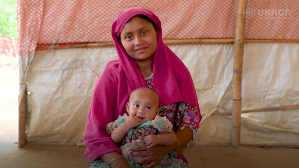 Rohingya Crisis, One Year On: Ensuring Lifesaving Support for Mothers and Children