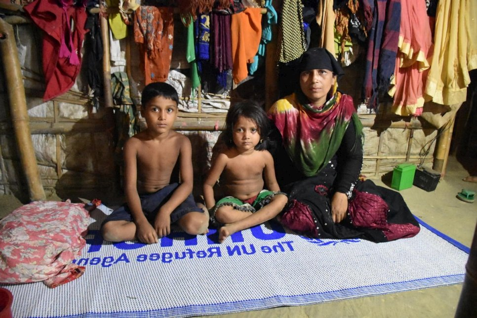 Bangladesh. Safer, more sustainable fuel supply for Rohingya refugees