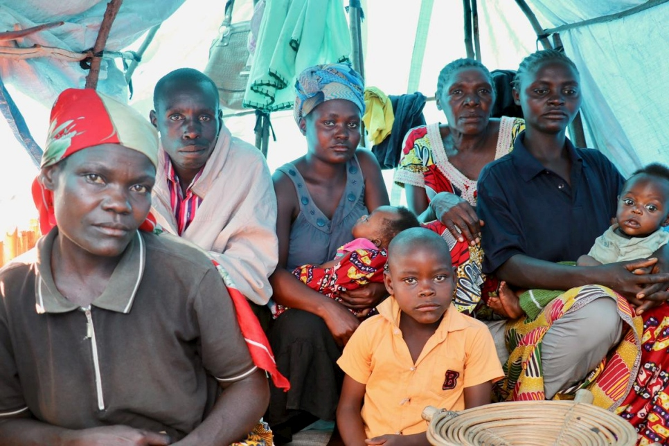 Democratic Republic of the Congo. Ituri returnees find homes and livelihoods destroyed